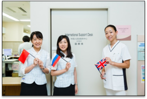 Interpreters, Chinese, Russian, English